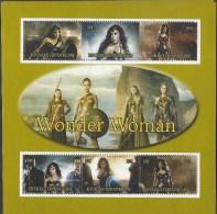 Wonder Woman - Stripsverhalen