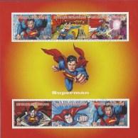 Superman - Stripsverhalen
