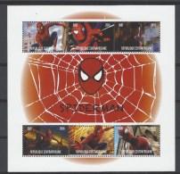 Spiderman 2016 ( +- A5-formaat) - Film