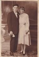 Oude Foto Jong Koppel, Portret (pk31891) - Couples
