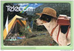 New Zealand - 1993 Spot The Dog - $20 Camping - NZ-G-73 - Very Fine Used - New Zealand