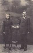 Oude Foto Poserend Koppel (pk31898) - Couples