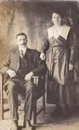 Oude Foto Poserend Koppel (pk31900) - Couples