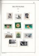 Berlin    .   Blatt  Mit  Marken   .         **         .       Postfrisch - Unused Stamps