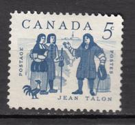 Canada, MNG, Jean Talon, Coq, Rooster, Cochon, Pig, Vache, Cow, Baril, Barel - Gallinaceans & Pheasants