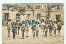 CARTE à LOCALISER - école - Kermesse - Enfant - Carnaval - Théatre - Cartes Postales