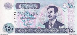 IRAQ 250 DINARS 2002 P-88 AU/UNC [IQ344a] - Iraq