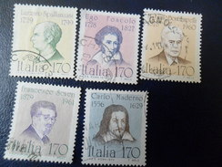 ITALIA  1979  UOMINI ILLUSTRI 170  SERIE USATI - 6. 1946-.. Repubblica