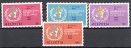 Svizzera (1975) Organizzazione Mondiale Della Sanità ** - WHO