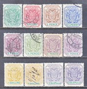 TRANSVAAL  STUDY  GROUP  LOT 12  *  (o) - South Africa (...-1961)