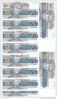 BULGARIE 20 LEVA 1991 UNC P 100 ( 10 Billets ) - Bulgaria