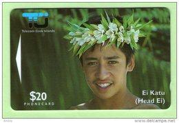 Cook Islands - 1995 Second Issue $20 Ei Katu - COK4 - Mint - Cook Islands