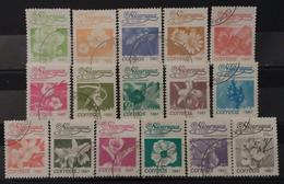 NICARAGUA 1987 Flores - Flora. USADO - USED. - Nicaragua
