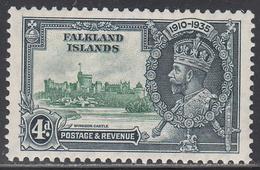 FALKLAND ISL.       SCOTT NO. 79    MINT HINGED     YEAR  1935 - Falkland