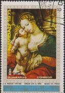 GQ Equatorial Guinea Mi 40 Christmas - Madonna By Mabuse - 1972 - Equatoriaal Guinea