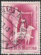 San Marino SG704 1963 Ancient Tournaments 1l Good/fine Used [24/21678/7D] - San Marino