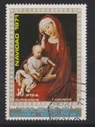 GQ Equatorial Guinea Mi 41 Christmas - Madonna By Van Der Weyden - 1972 - Equatoriaal Guinea