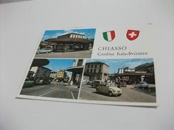 CHIASSO CONFINE ITALO 7 SVIZZERO AUTO CAR VEDUTINE - Dogana