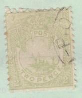 FIJI 1897 Sg. 102 P.11x11.75 Used - Fiji (1970-...)