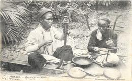 Tonkin, Viet-Nam - Musiciens Aveugles - Collection P. Dufresne, Haiphong - Carte Précurseur - Asie
