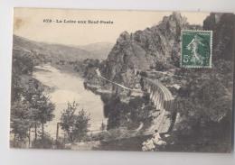 LA LOIRE AUX NEUF PONTS -  1908 - NEUF-PONTS - France
