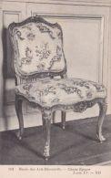 Mobilier - Chaise époque Louis XV - Bellas Artes