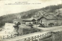 Mines De Peyrebrune Pres Realmont Vue Sur Le Dadou - France