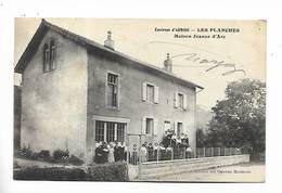 39 - Environs D' ARBOIS - LES PLANCHES. Maison Jeanne D' Arc. Belle Animation - France