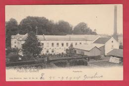 Mont-St-Guibert - La Papeterie -1905 ( Voir Verso ) - Mont-Saint-Guibert