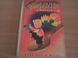 Pukkie De Kleinste Man Ter Wereld - Livres, BD, Revues