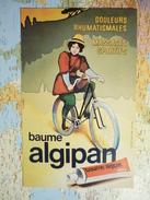 Carte De Voeux REPRODUCTION Baume Algipan - 1900-1949