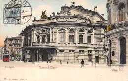 Thème Oblitération - AUTRICHE / Wien - Raimund Theater - Altri