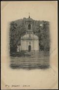 ALGÉRIE 1900 : DELLYS. L'Eglise. Typo - Algérie