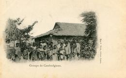 CAMBODGE(TYPE) - Kambodscha