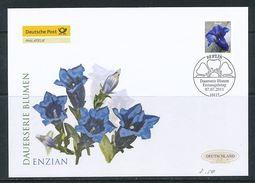 GERMANY Mi. Nr. 2877 Freimarke: Blumen - FDC - FDC: Briefe