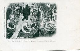 CAMBODGE(TYPE) DANSEUSE - Kambodscha