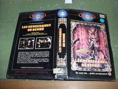 """Rare Film : """" Les Mercenaires Du Démon """" - Horreur"""