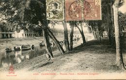 CAMBODGE(PHNOM PENH) BATEAU PENICHE - Kambodscha