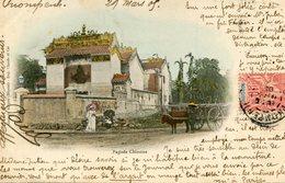 CAMBODGE(PHNOM PENH) CHINE - Kambodscha