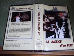 """Rare Film : """" La Justice D'un Flic """" - Policiers"""