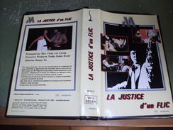 "Rare Film : "" La Justice D'un Flic "" - Crime"