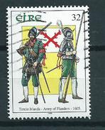 1995 Ireland Army Of Flanders 32p Used/gebruikt/oblitere - 1949-... Republiek Ierland