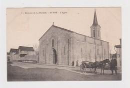 Environs De La Rochelle.Aytré.L'Eglise.1907 - France