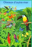 France.bloc No 56 De 2003.oiseaux D'outre Mer.n**. - Mint/Hinged