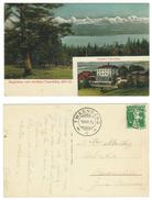 Suisse // Schweiz // Switzerland //  Berne //  Panorama Vom Kurhaus Twannberg - BE Berne