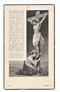 MECHELAERE Reckelbus Brugge 1907 & DE VRIESE Devestel Assebroek 1908 Beiden Overleden Bomaanval Oostende 1942 Oorlog - Images Religieuses