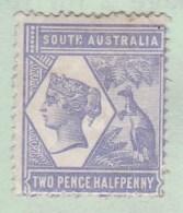 SOUTH AUSTRALIA 1894 SG.234 Mint Hinged - 1855-1912 South Australia