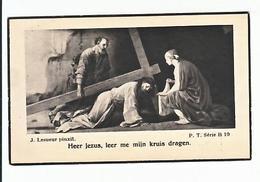 Doodsprentje Petronella NELIS Wed.Segers En Echtg. Bervoets Oeleghem 1891 Beerse 1940 Getroffen Door Een Bom - Oorlog - Images Religieuses