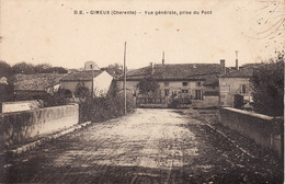Gimeux Vue Générale, Prise Du Pont - France