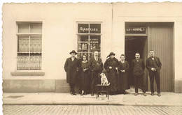 TE IDENTIFICEREN A IDENTIFIER  WINKEL MAGASIN Epicerie Kruidenierszaak - België